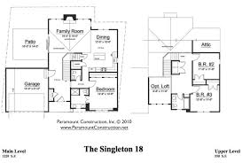 custom floor plans for new homes mclean home plans