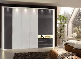 Hinged Wardrobe Doors Stylform Minerva 300 Cm Bi Fold Hinged Door Wardrobe Head2bed Uk