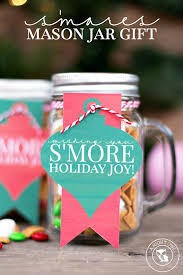 s u0027mores mason jar gifts a night owl blog