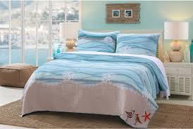 Beachy Comforters Bedroom Category Best Design Of Twin Over Queen Bunk Bed Dust