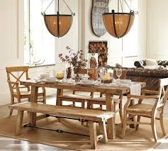 Best Dining Room Tables Images On Pinterest Kitchen Tables - Pottery barn dining room set