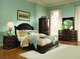 bedroom colors with dark brown furniture bedroom