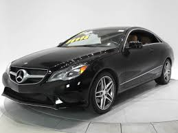 mercedes e class coupe 2015 certified pre owned 2015 mercedes e class e 400 for sale in