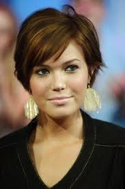 short haircut for round face 2015 short hairstyles for round faces