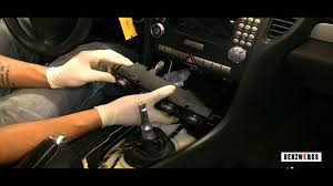 benzwerks slk radio removal youtube