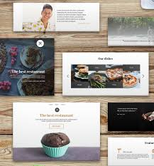 37 psd blocks restaurant landing page freebiesui