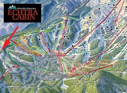 Whitefish Montana Map by About Echtra Cabin