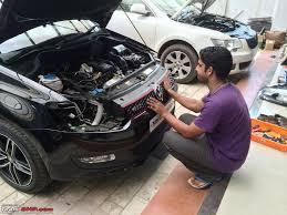 modded cars engine my vw polo gt tsi modified team bhp