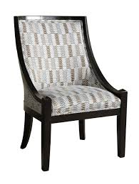 Blue And White Accent Chair by Fresh Patterned Accent Chairs On Home Decor Ideas With Patterned