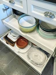 must have my new kitchen s best organizational features designed wide pull out drawers interior designer carla aston