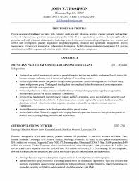 Resume Doc Template Your Educational And Professional Connecting Family Physicians
