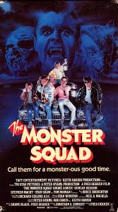 Halloween Monster List The Monster Squad Spectacular Attractions