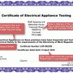 pat testing certificate template pat certificate template 28
