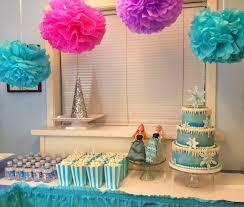 cake talk frozen inspired party cake