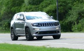 mitsubishi jeep 2016 2016 jeep grand cherokee srt u2013 review u2013 car and driver