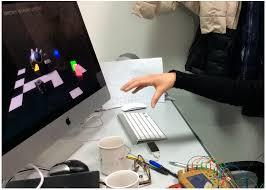 sensors free full text haptic virtual interaction and motor
