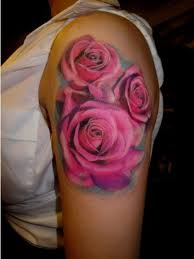 really pretty tattoos i love pinterest pink rose tattoos