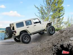 desert tan jeep liberty ultimate mall crawler on hre u0027s jeep jk content by wheels
