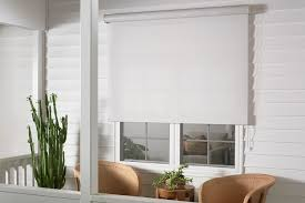 Roll Up Blackout Curtains Ideal Choice Of Outdoor Blinds For Your Screened Porches