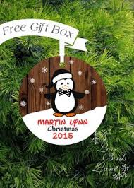 personalized baby u0027s first christmas ornament by lovebirdslane