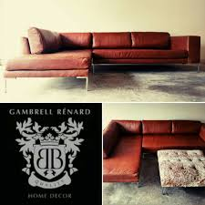 Leather Sofa San Antonio by Gr Saddle Brown Leather Sofa Chaise Sectional U2014 Gambrell Renard