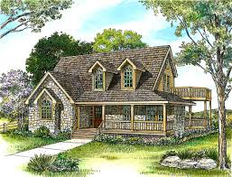 Cottage Home Interiors by Country Stone Cottage Home Plan 46036hc Architectural Designs
