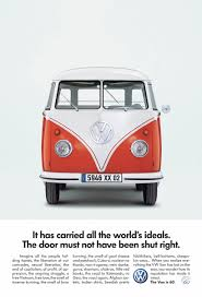 vw volkswagen van farewell to the volkswagen bus redbubble blog
