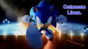 all sonic the hedgehog u0027s voice clips from sonic unleashed jason