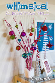 whimsical tree diy decor makoodle