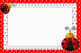 ladybugs free printable invitations is it for parties is it