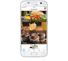 application android cuisine application android cuisine uxui design for android app
