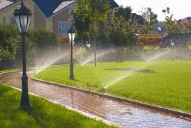 brilliant design landscape sprinkler system lawn irrigation