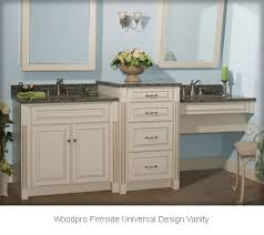 Bathroom Vanity Cabinet Only Bathroom The Most Amish 72 Santa Barbara Double Vanity Cabinet