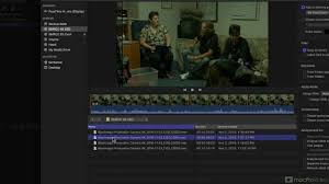 Organize Media by Final Cut Pro X 102 Clips Import Organize 2 Media Import