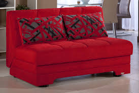 twist story red sofa bed su twist sunset furniture sleepers sofa