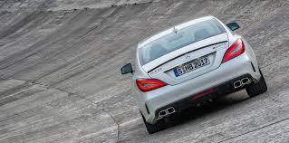 mercedes led headlights mercedes benz cls facelift brings nine speed auto multibeam led