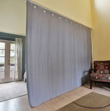 Floor To Ceiling Tension Rod Curtain by Download Curtain Room Dividers Gen4congress Com