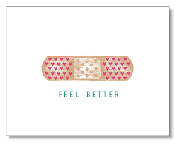 feel better cards feel better card get well soon card vegetable card adorable