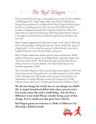 about the red wagon u2014 columbus christ child society