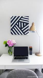 Black And White Wall Decor by