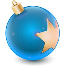 3 ornaments clip