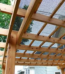 Waterproof Pergola Covers by The Advanced Guide To Pergola Covers
