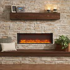 Amish Made Electric Fireplaces by Dimplex Rbf36 Revillusion 36