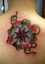 Nautical Star Tattoo Ideas Old Tattoos Old Nautical Star Tattoo Design Idea