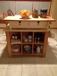 beautiful ikea kitchen island with seating also portable