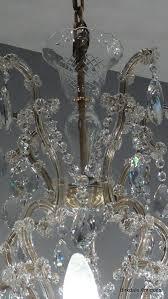 Bohemian Glass Chandelier Antique Bohemian Glass Chandelier Best Glass 2017
