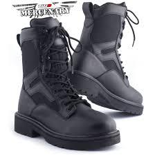 black motorbike boots tuzo mercenary custom motorcycle boots