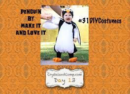 Mary Ann Halloween Costume Diy Halloween Costumes Penguin Costume Kids