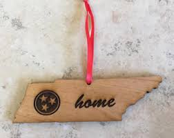 tennessee ornament etsy