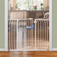 summer infant anywhere auto close metal gate white walmart com